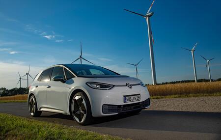 Los Volkswagen ID eléctricos tendrán actualizaciones remotas desde este verano