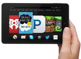 Amazon va a vender una tablet por 50 dólares, según WSJ