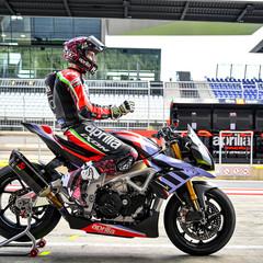 Foto 7 de 9 de la galería aprilia-tuono-v4-x en Motorpasion Moto