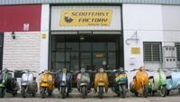 Scooterist Factory, Scooter nacional de primera