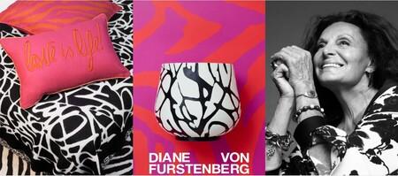 Así es la colección de H&M Home y Diane von Furstenberg: piezas de decoración de Alta Costura que marcan la diferencia
