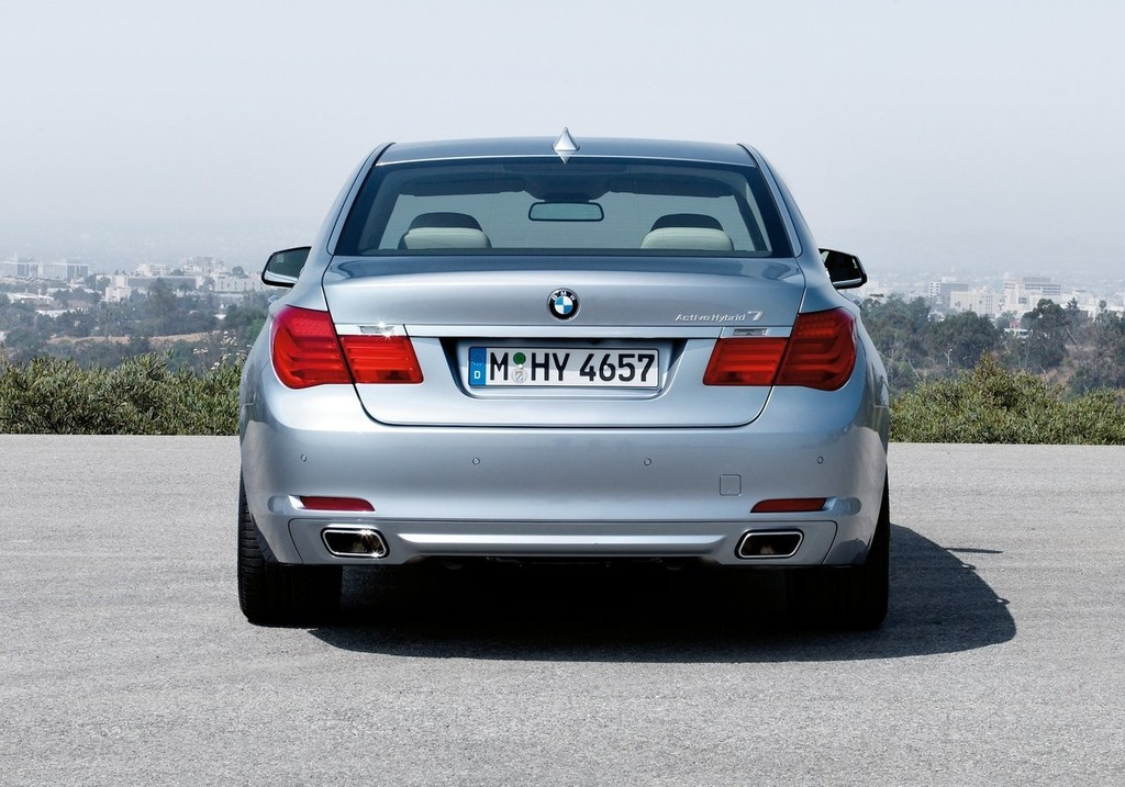Foto de BMW ActiveHybrid 7 (3/30)
