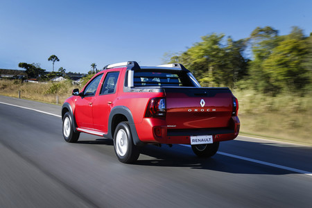 Renault Duster Oroch Mexico 5