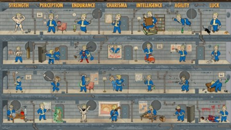¿Vas a comprar Fallout 4? Entra a este sitio y planea las habilidades que le vas a dar a tu personaje