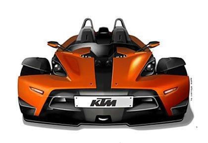 KTM X-Bow, el nuevo rival del Ariel Atom