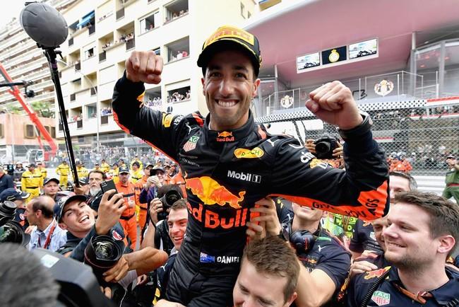 Daniel Ricciardo, un valor al alza en Fórmula 1 y sin equipo para 2019