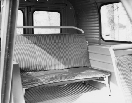 1961. Citroën 2CV Furgoneta