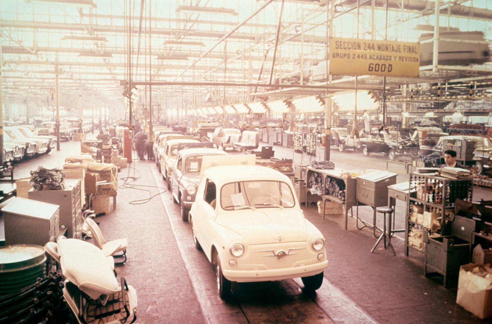 Foto de SEAT 600 (50 Aniversario) (60/64)