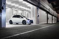 Frankfurt 2013: Toyota Yaris Hybrid-R Concept - Un pequeño de 420 hp