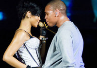 ¿Se han casado Rihanna y Chris Brown?
