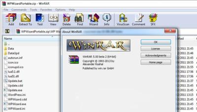 WinRAR 5 añade un nuevo formato de compresión: RAR5