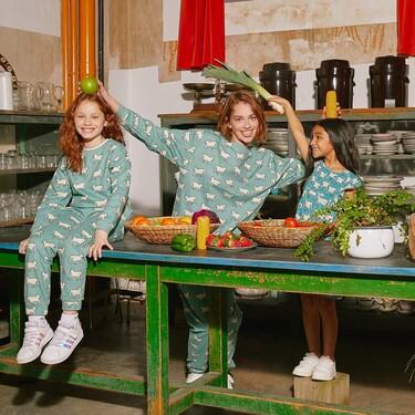 Compañía Fantástica lanza su primera colección de niños y niñas con prendas de llamativos estampados y mucho color