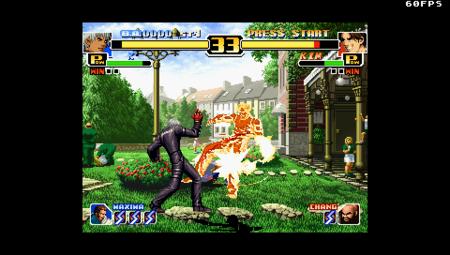 Emulador de NeoGeo para PSP