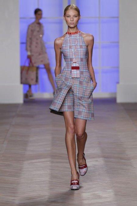 Tommy Hilfiger en la Semana de la Moda de Nueva York Primavera-Verano 2012