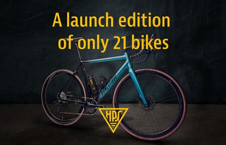 Pesa 8,6 kg y cuesta 12.000 euros: así es la bicicleta eléctrica más ligera del mundo, limitada a 21 unidades