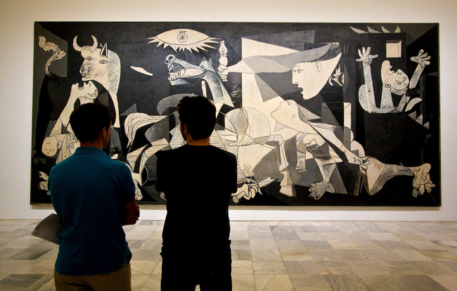 80 aniversario del Guernica