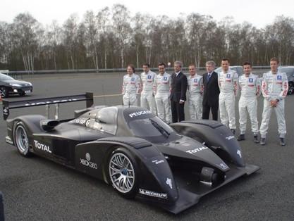 Equipo Peugeot