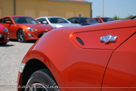 Toyota presentará en Ginebra el prototipo del GT 86 descapotable (entre otros)