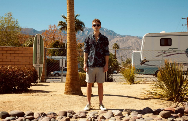 Foto de Men Hipster Collection Pull&Bear Primavera/Verano 2013 (25/26)