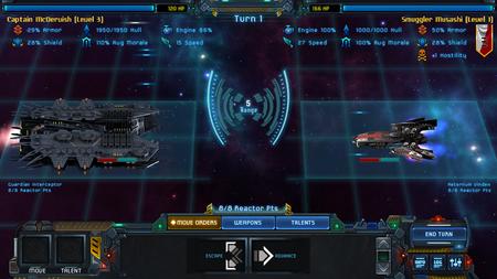 Star Traders: Frontiers salta de PC a móvil y ya está disponible en iOS y Android