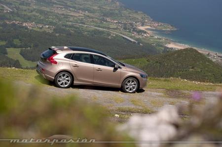 Volvo V40, presentación y prueba en Asturias (parte 1)