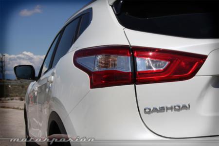 Nissan Qashqai Prueba 1