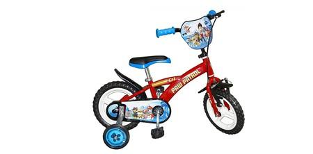 Bicicleta Pawpatrol