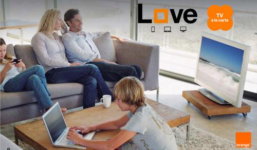 Orange TV refuerza su oferta de televisión con cinco nuevos canales