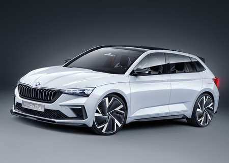 Skoda Vision Rs Concept 5