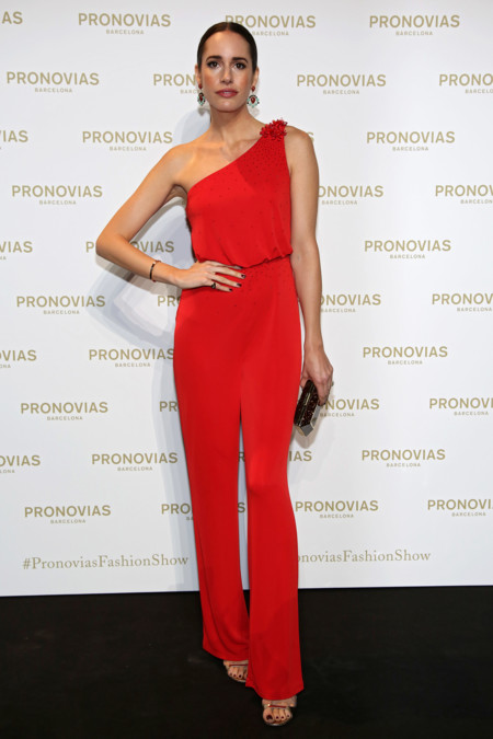 Louise Roe Photocall Pronovias