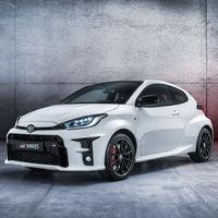 El Toyota GR Yaris es todo lo que pides de un hot-hatch: tres puertas, 268 hp y AWD