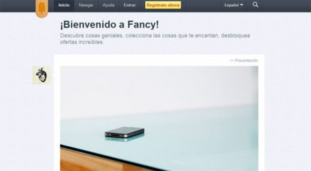 Apple podría estar interesada en comprar Fancy, un rival de Pinterest enfocado al e-commerce