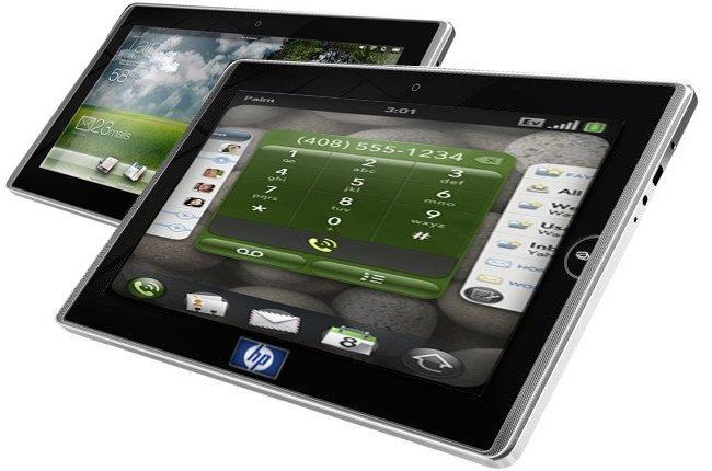 Palmpad, ¿el nombre de la tablet webOS de HP?