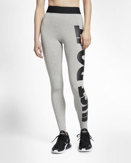 Sportswear Leg A See Jdi Leggings De Talle Alto Qgbkgx