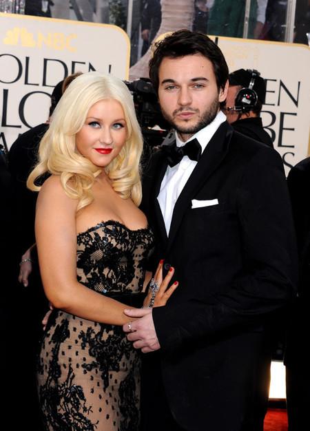 Sí, sí, sí, Christina Aguilera dijo sí