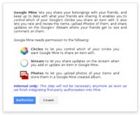 Google Mine, ¿próximo servicio de la gran G?