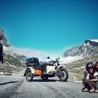 Por las vías Noruegas