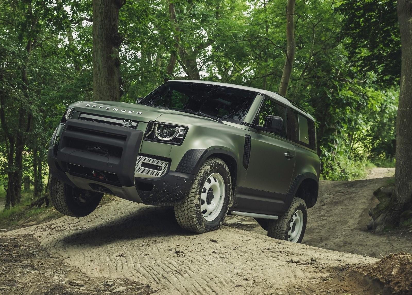 Foto de Land Rover Defender 2020 (9/60)