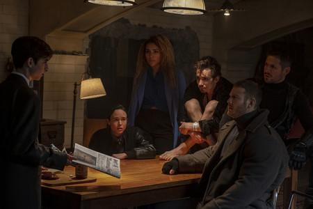 Por qué la adaptación de Netflix del cómic de 'The Umbrella Academy' está más cerca de ser un drama que una serie de superhéroes