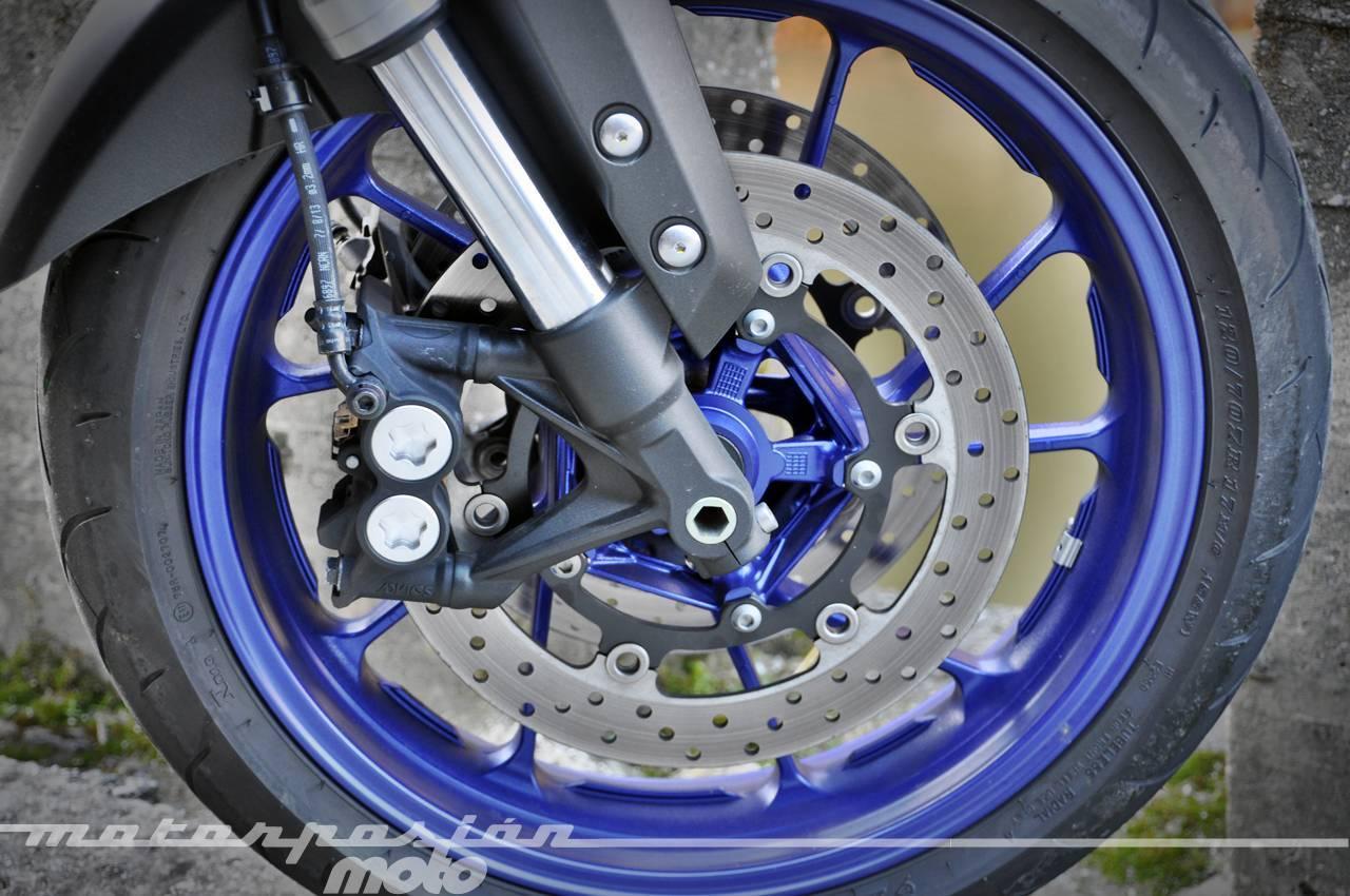 Foto de Yamaha MT-09, (valoración, galería y ficha técnica) (25/38)