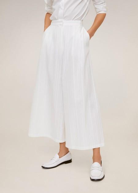 Pantalones Verano 2020 Blanco 01