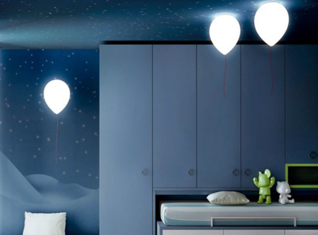 La iluminaci n en la habitaci n del beb - Iluminacion habitacion ...