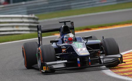Sam Bird y James Calado muestran el poderío británico en la GP2