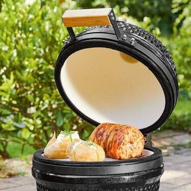 Lidl tiene el Kamado perfecto para tus barbacoas de verano por solo 139,99 euros