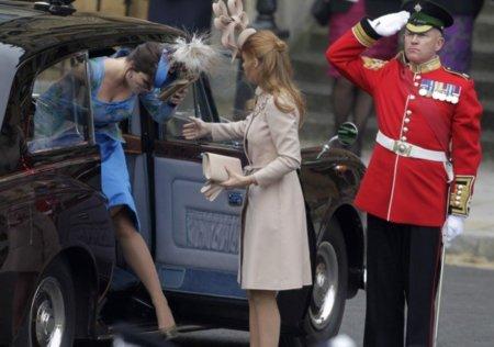 Las sombras de la boda real del príncipe Guillermo. Los looks más desafortunados