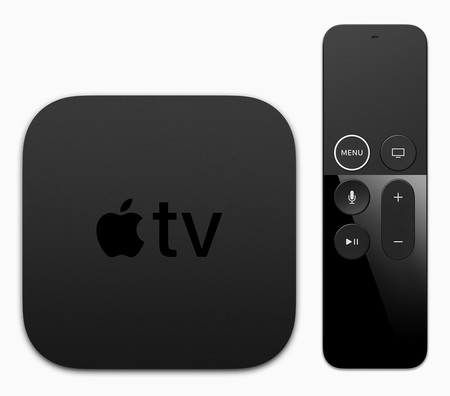 Diseño Apple TV 4K