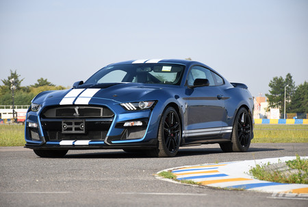 Ford Mustang Shelby Gt500 Mexico 4