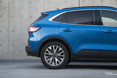Ford Escape Titanium Prueba Opiniones Mexico 26