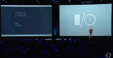 Google Io Usb Type C