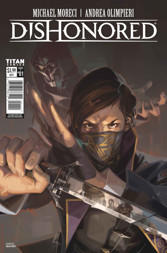 Dishonored Comic